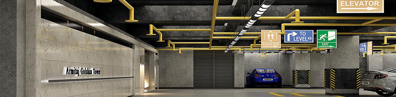 مشاوره و طراحی پارکینگ مکانیزه