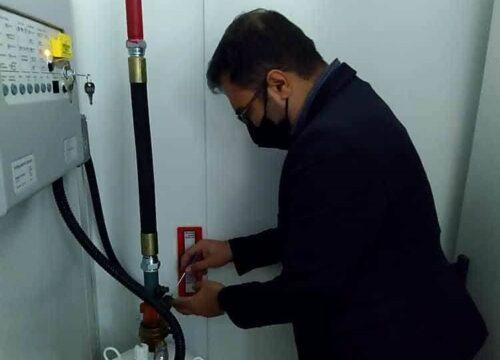 شارژ گاز سیلندر fm200